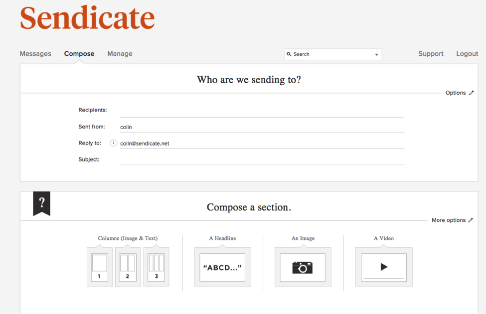 New Feature: Automated Emails by Sendicate